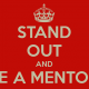 stand-out-and-be-a-mentor